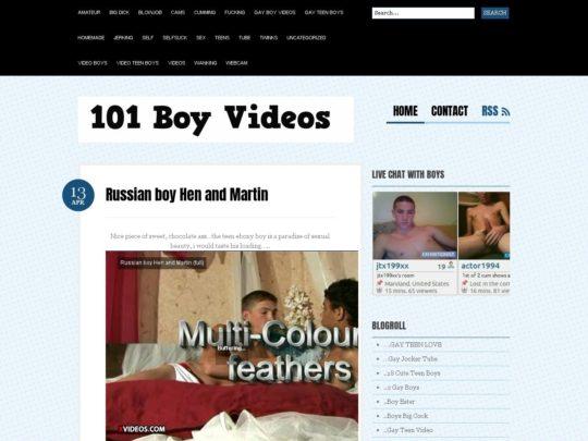 101boy video